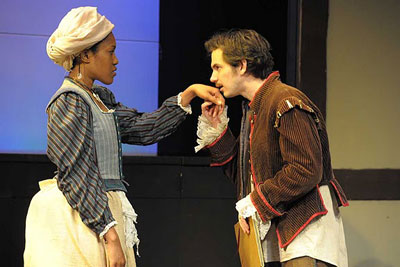 Shakespeare's Slave