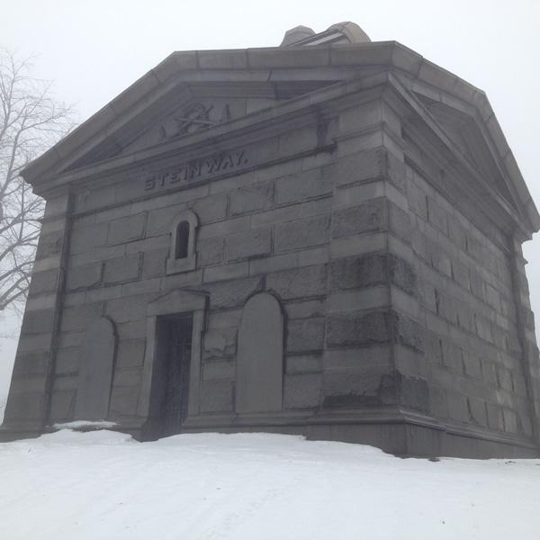 Steinway mausoleum