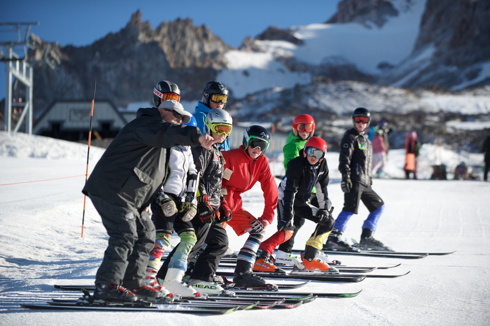 Great snow for your best   July & August training    Register now