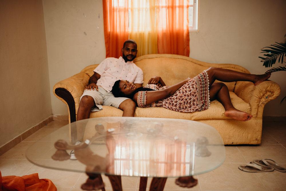 Ayanna and Heriberto |Santo Domingo, DR -