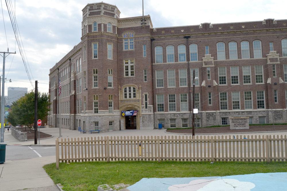 Rothenberg Preparatory Academy