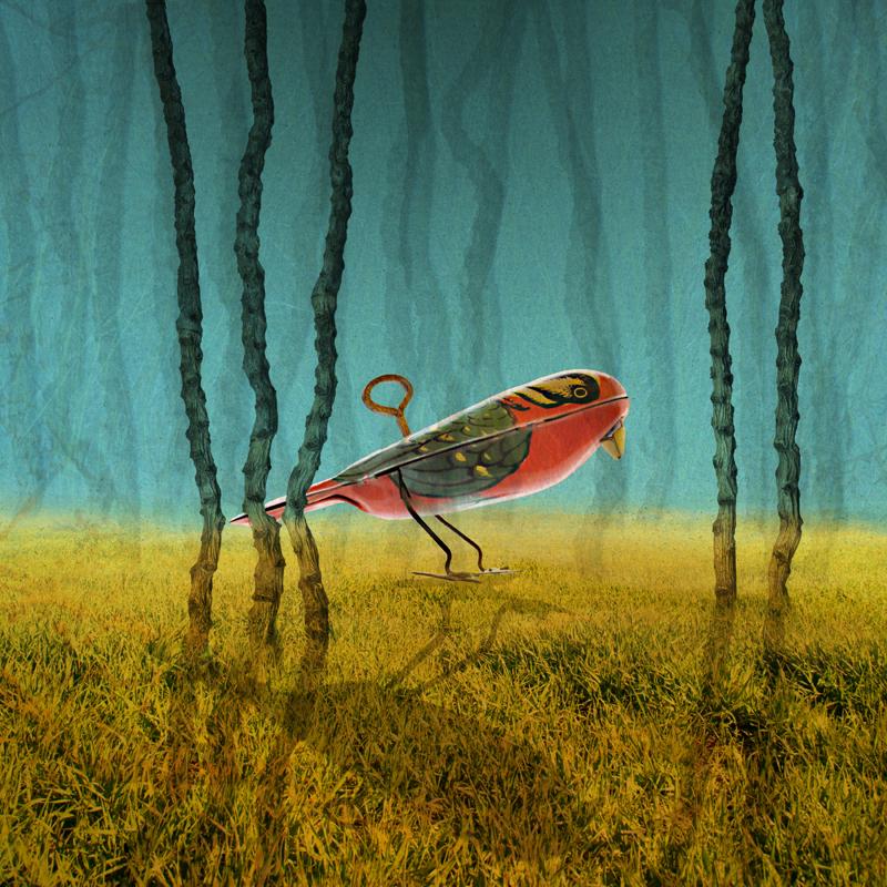 Windup Bird