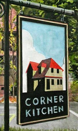 Corner Kitchen 10x6 wc $275