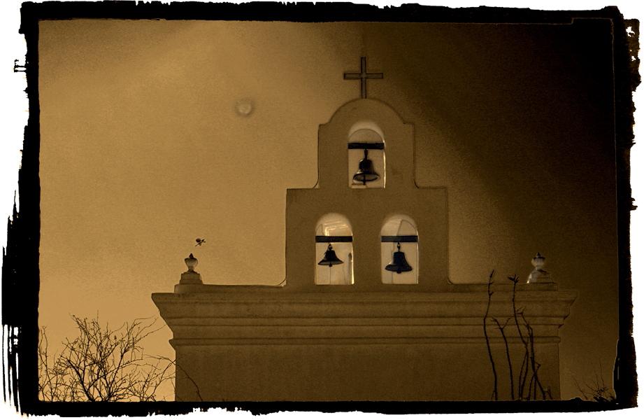 San Xavier ll 10x15 photograph $275 fr