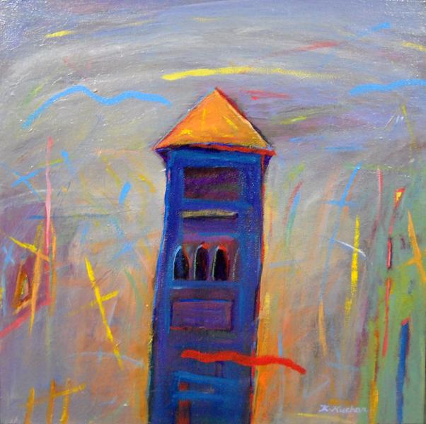 Polarized Tower 12x12 ac $600
