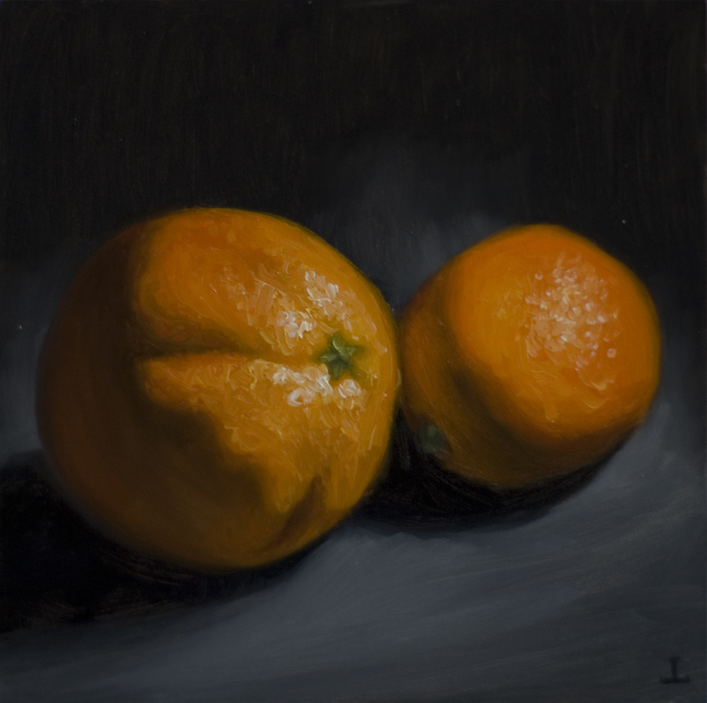 Oranges 5x5 oc $275