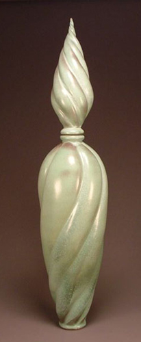 Perfume Bottle II  80x17x17  ceramic   $6,500