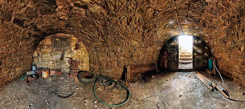 AG Carlson Root Cellar - Bala Township - Riley County