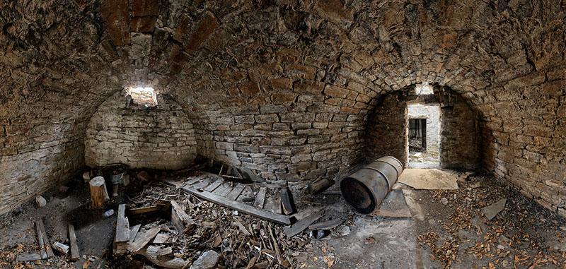 Chas Borene Root Cellar - Jackson Township - Riley County