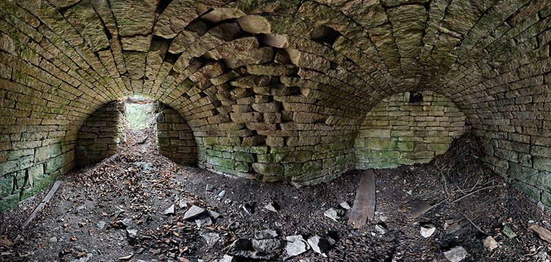 Ida Summers Root Cellar - Mill Creek Township - Wabaunsee County