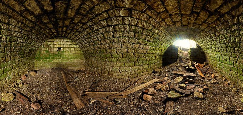 John Wright Root Cellar - Sherman Township - Pottawatomie County