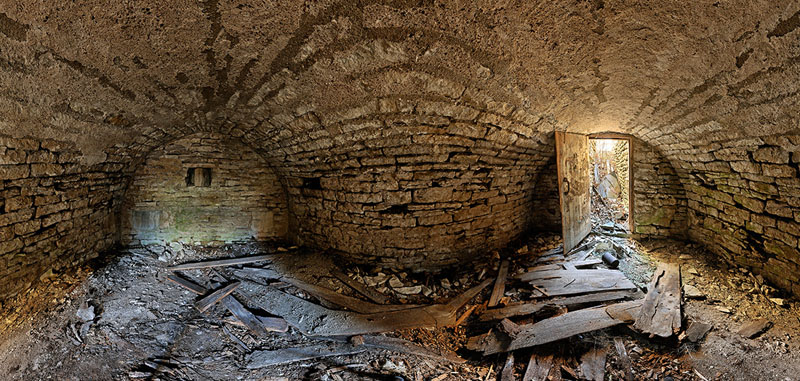 L Noller-Gnadt Root Cellar - Mill Creek Township - Wabaunsee County