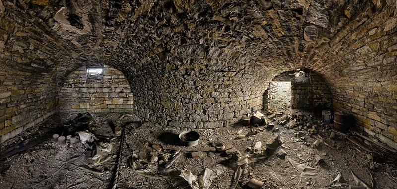 NT Dameron Root Cellar - Newbury Township - Wabaunsee County