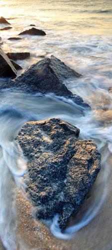 Scroll-Ocean Rocks
