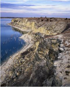 Volume 2 Plate 38 Ceder Bluffs Overlook