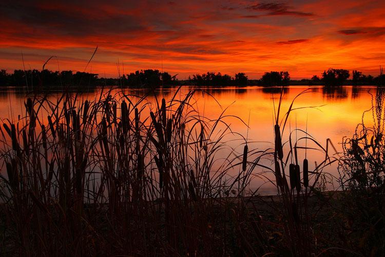 Harvey County Lake-(KL100)
