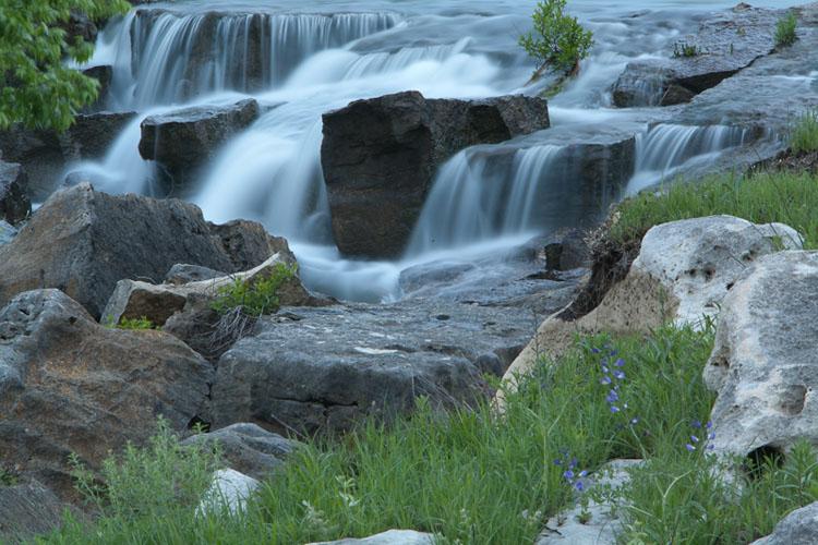 Kahola Falls, Morris Co-(FH66)