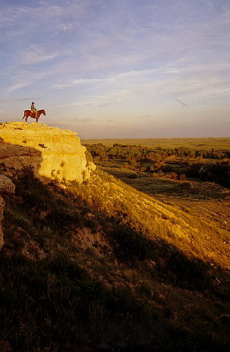 Morton County, KS, Cimmaron National Grassland