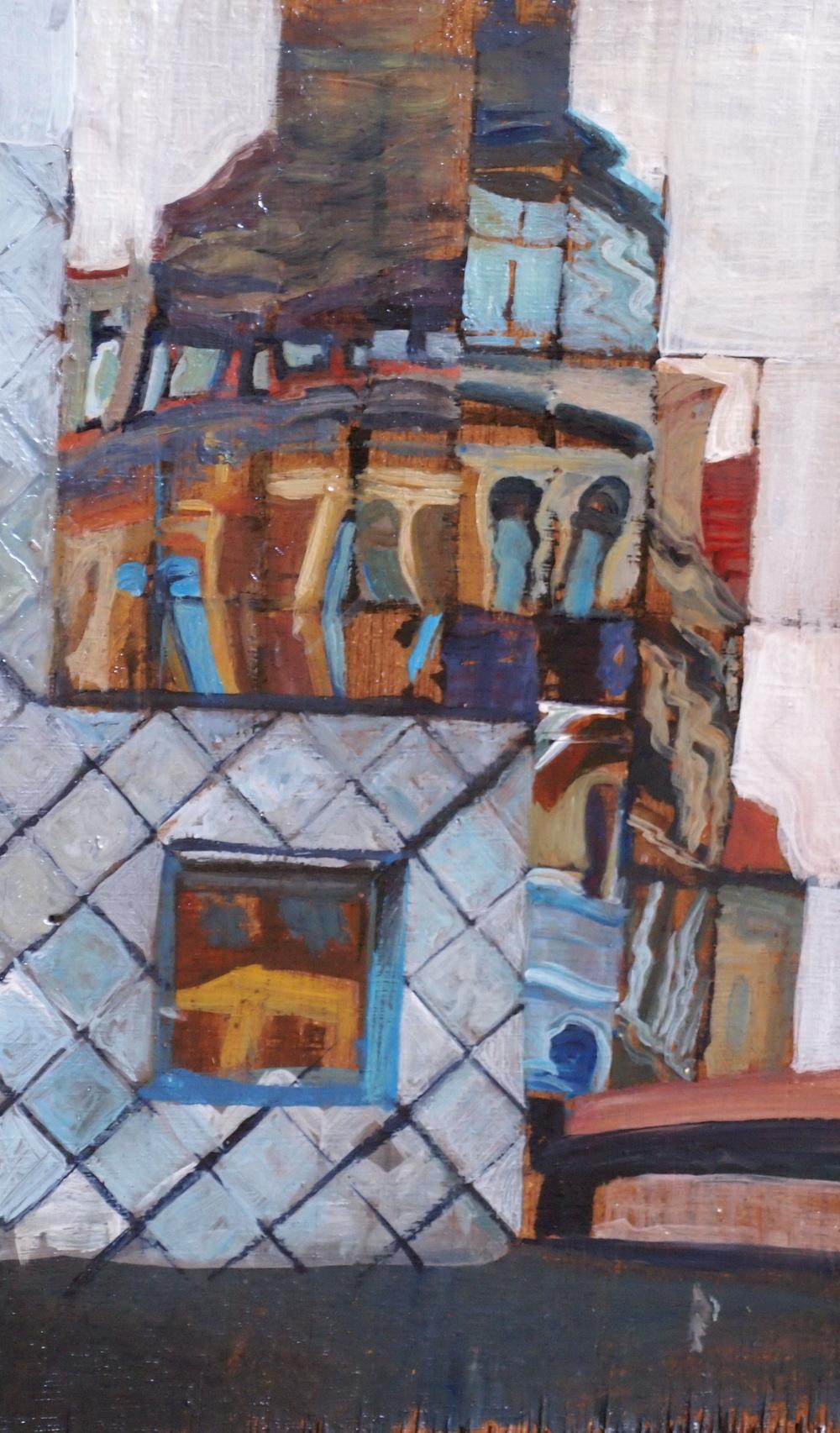 Vienna Reflections 11.5x7.75 ab $350 uf