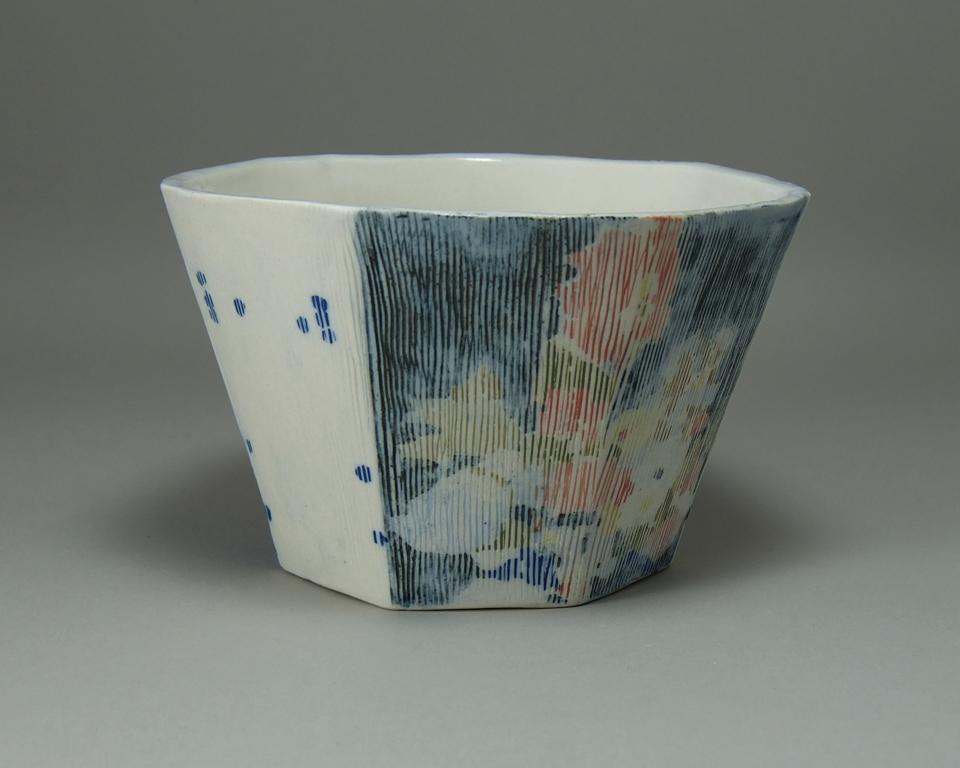 Vanitas Bowl 3.5x5.75x5.75 Ceramic $50