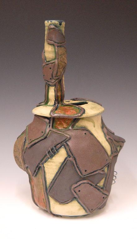 Tulipier Foundational Roots Series 13x7x6 ceramic $195
