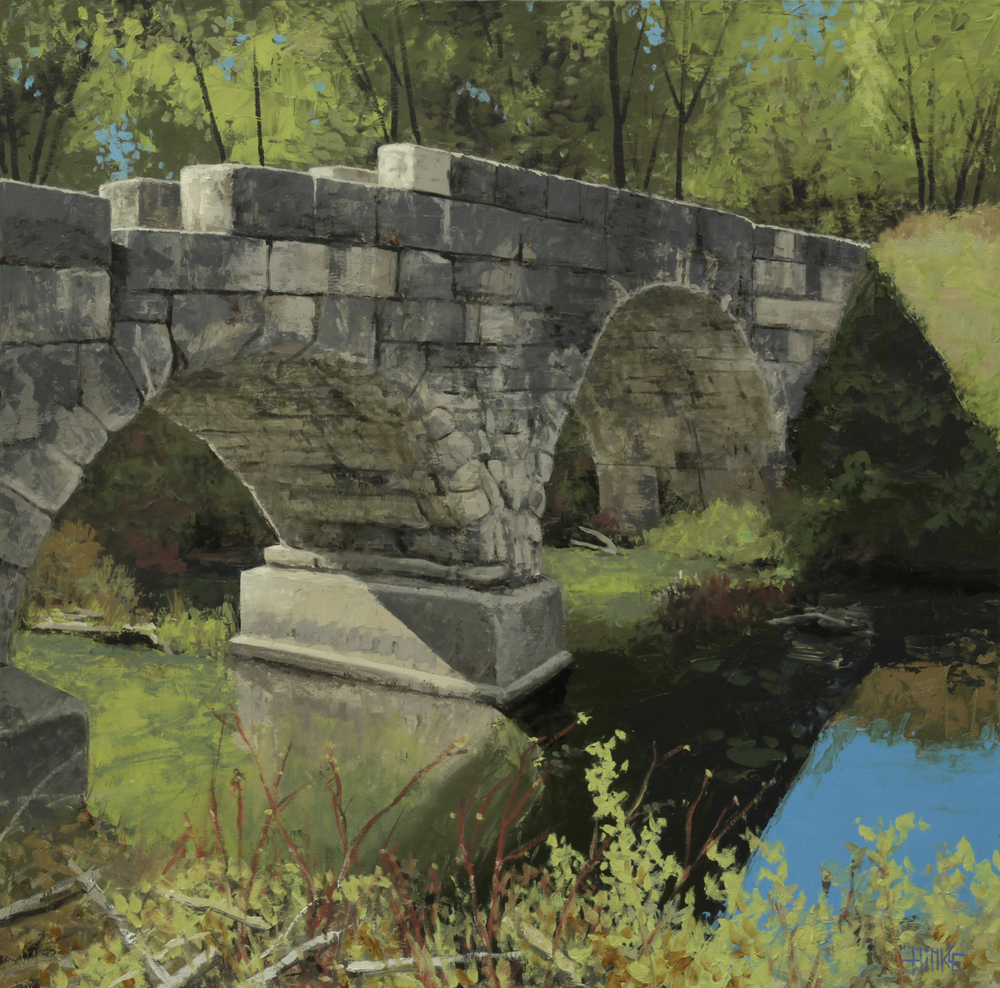 Diamond Creek Arches 24x24 oc $2,025 uf