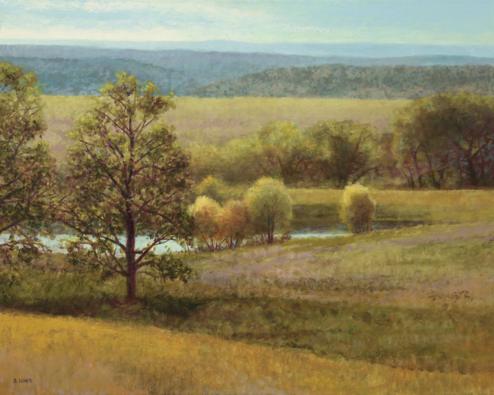 Flint Hills (Near Matfield Green) 24x30 oc $2,525 uf