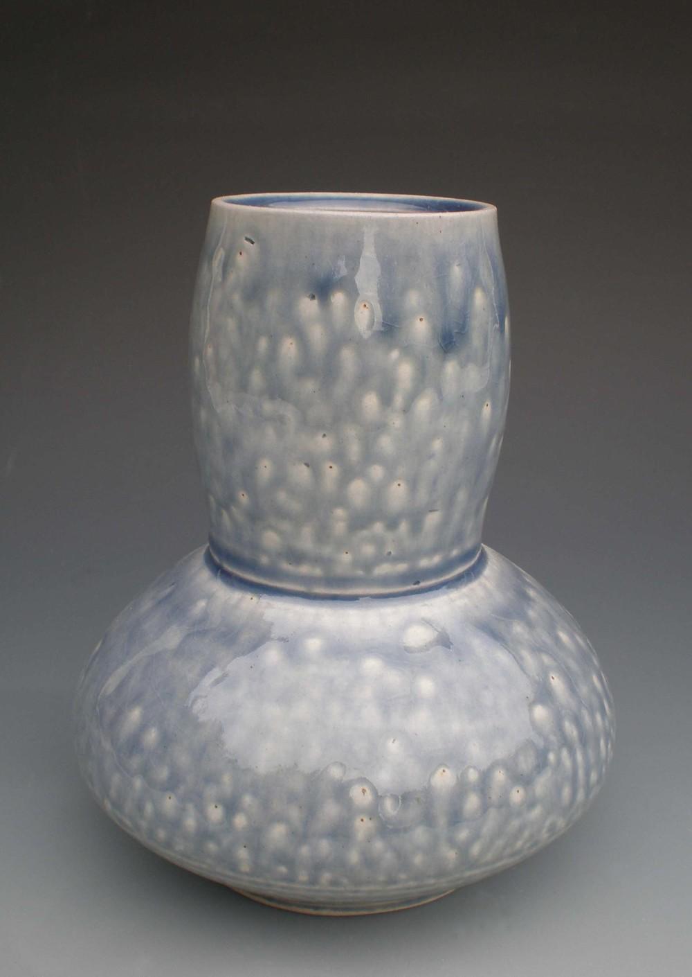Blue Vase (CA13) ceramic $45