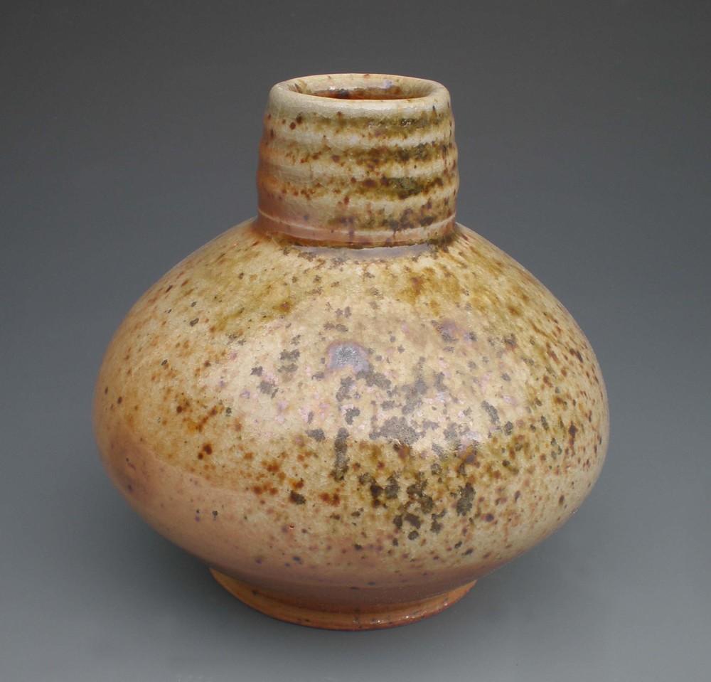 Round Bottle (CA27) ceramic $25