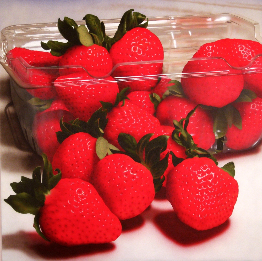 Strawberries 48x48 ac $6,000**
