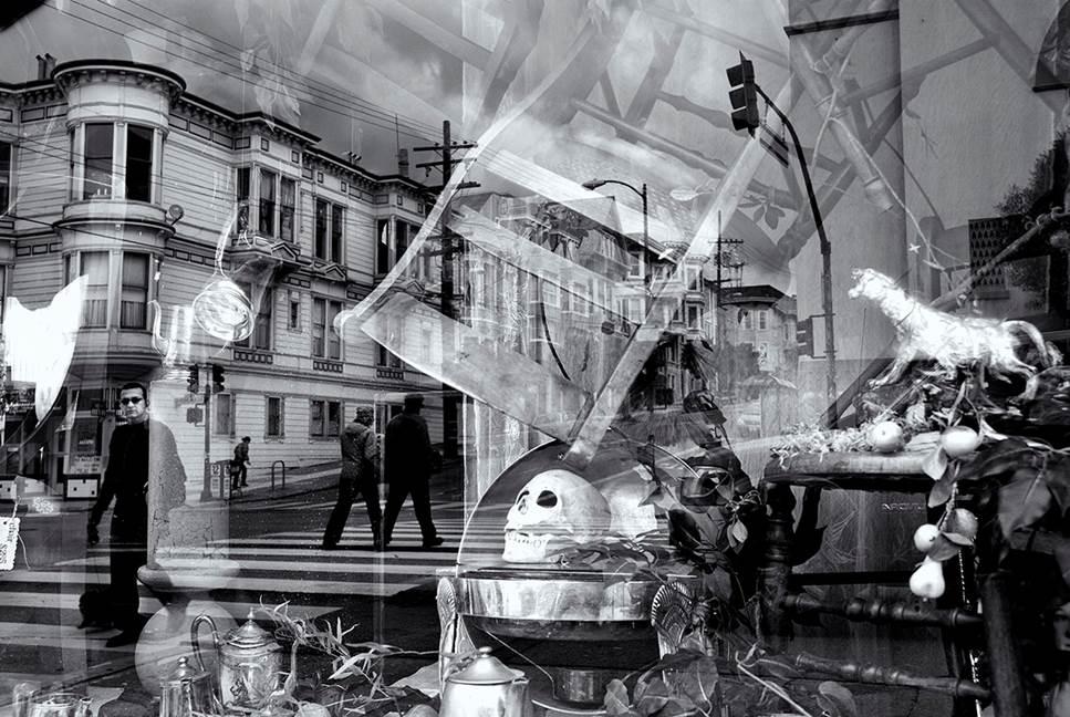 Baher Street 16x24 b&w photograph $250 fr