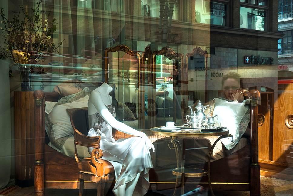 Tea Party 16x24 color photograph $250 fr