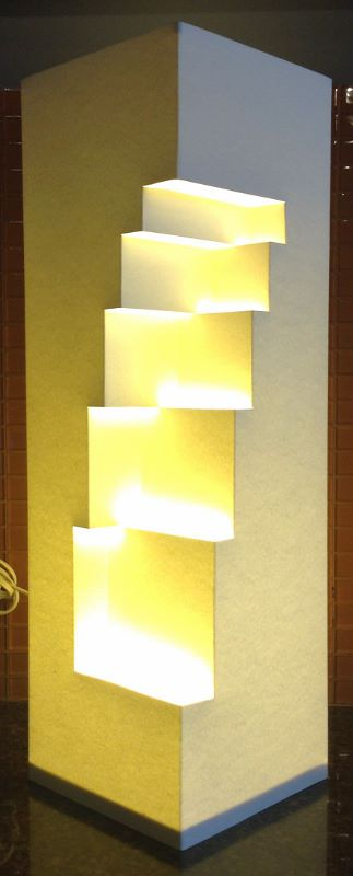 Step Lamp  21.5x7x7  mm  $150
