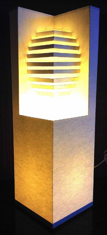 Sundown Lamp  22x7x7  mm  $150