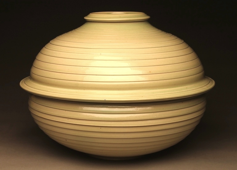 A Linear Path 9x12x12 ceramic $400