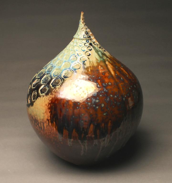 Melt Away 13x9x9x ceramic SOLD