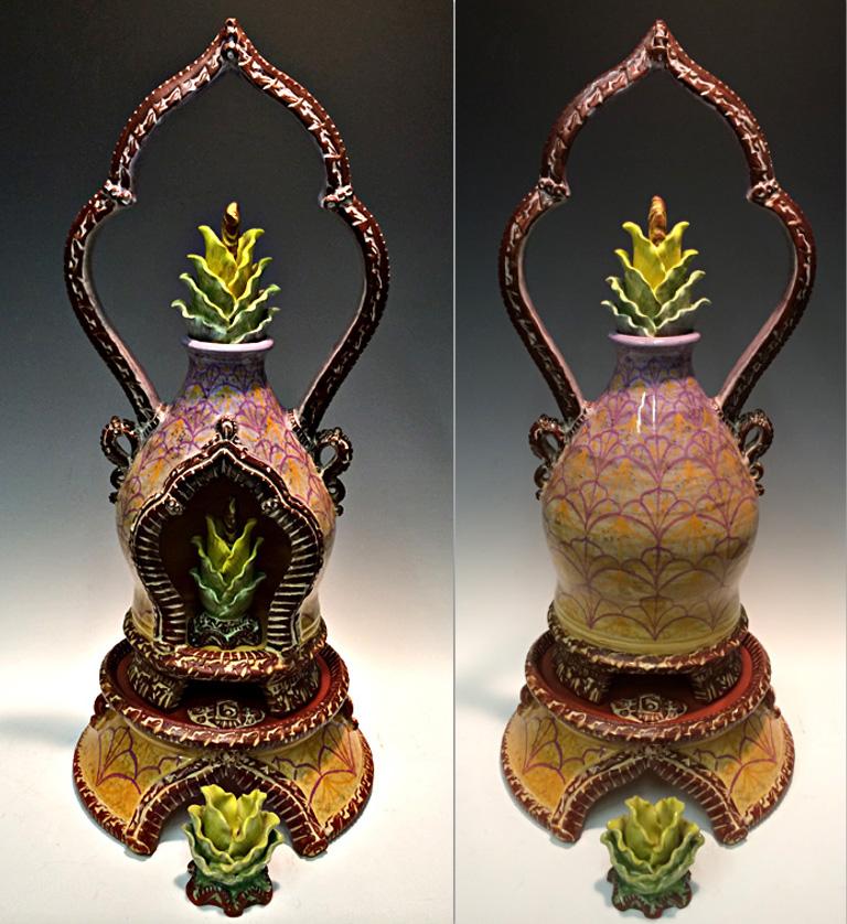 A Secure Refuge 21x9x10 ceramic $1,500