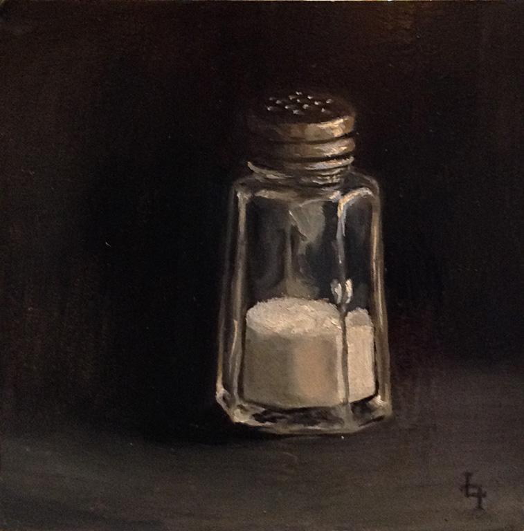 Salt Shaker 4x4 op $250