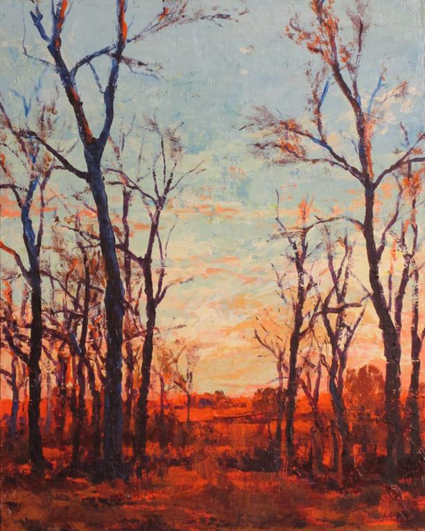 Sunrise 2015 10x8 ac $250