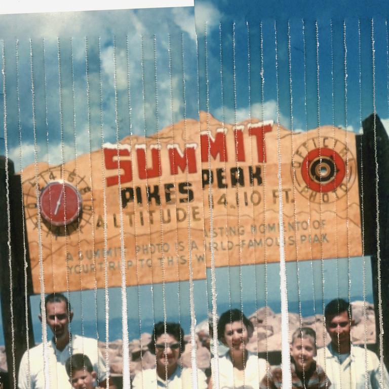 Pikes Peak 16x16 uf photo $600, 28x28 fr photo $1,500