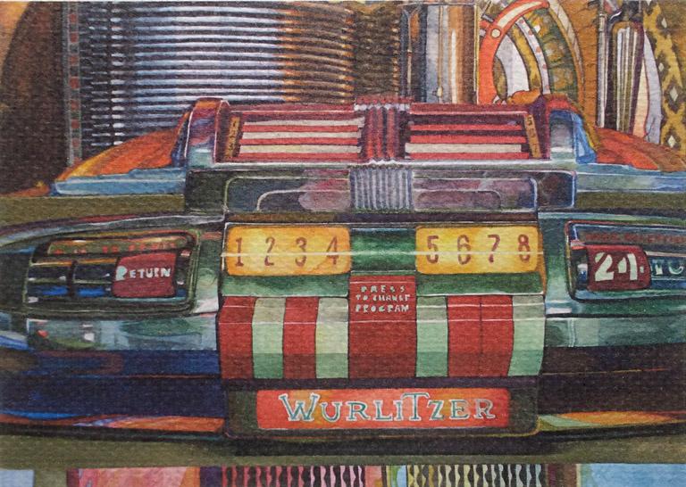 Wurlitzer 5x7 wc $65 uf