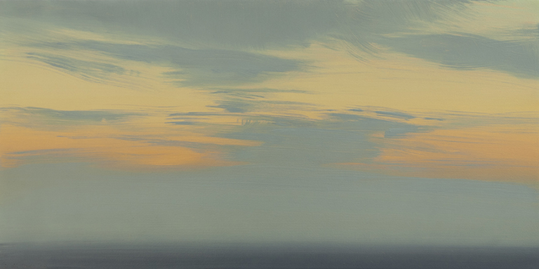 Quiet Light (2014)  12x24  op  $1,100