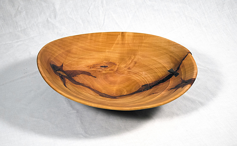 13 inch Maple, with Butterfly  $130