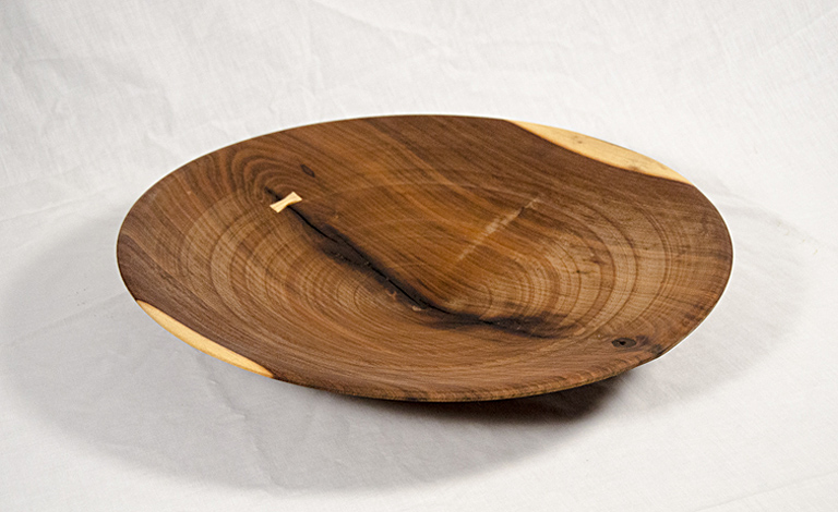16 inch Walnut, Butterfly (Campus Tree)  SOLD