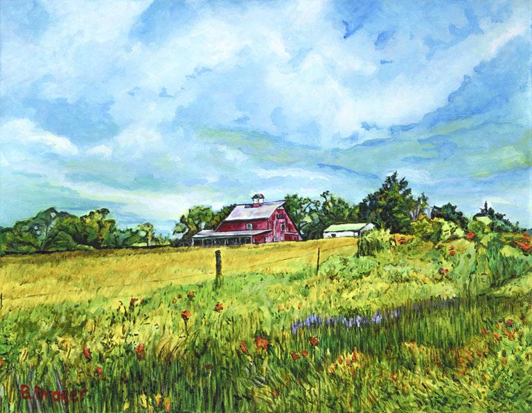 Holton Farm 11x14 ac $450 fr