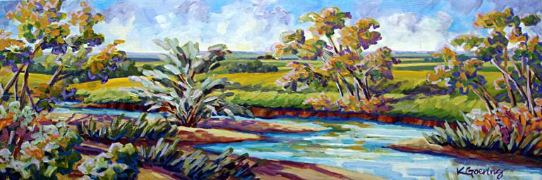 Cedar Creek 6x18 ab $335