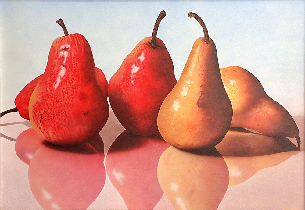 Full House (Pears) 32x46 ac $4,500 fr