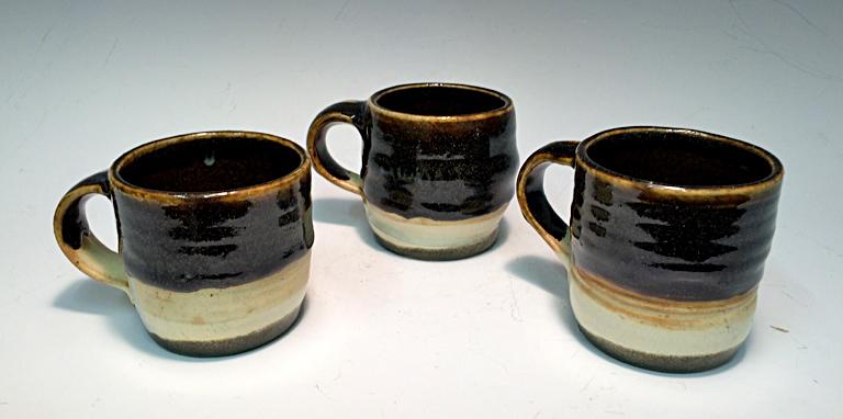 Landscape Sediment Mugs ceramic $15 ea.