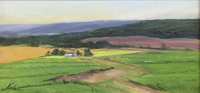 Demo Kansas Landscape 8x16 oc $1,400