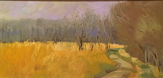 Prairie Meadow Passage  10x20  oc  $1,700